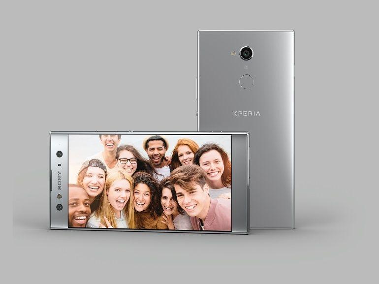CES 2018 : Les Xperia XA2, XA2 Ultra et L2 au menu chez Sony