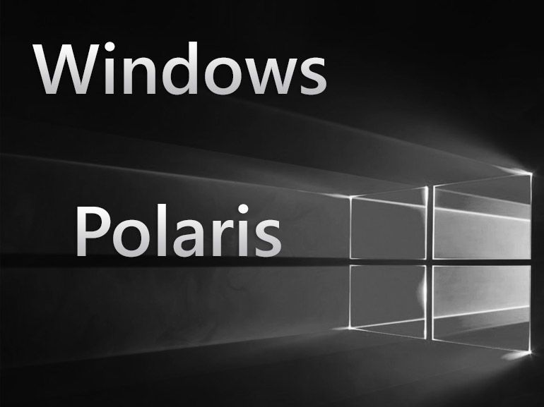 Windows Polaris : une nouvelle déclinaison de Windows 10 pour 2019 ?