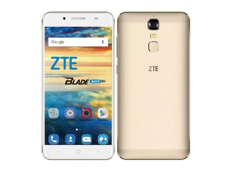 Soldes : ZTE Blade A610 Plus à 99€ au lieu de 159