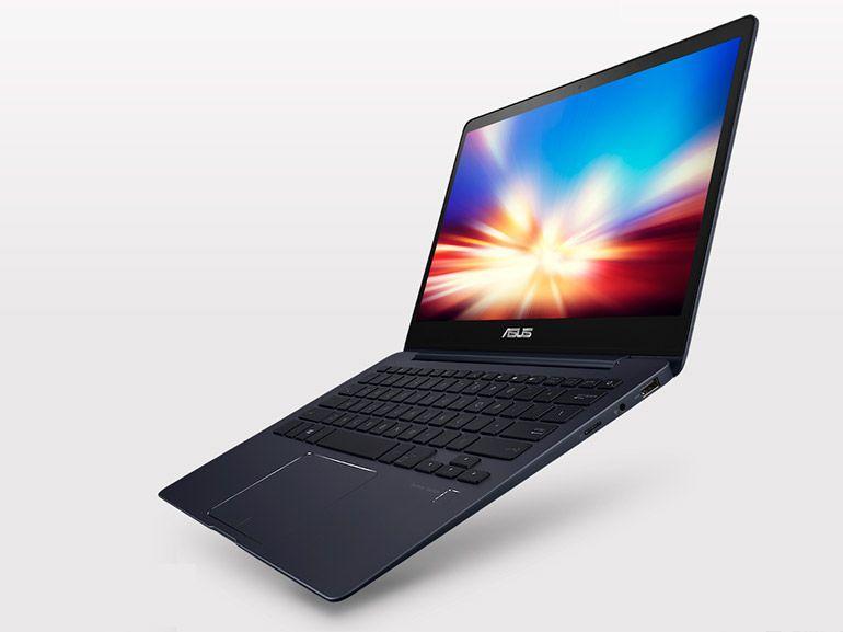 Test de l'Asus ZenBook 13, un PC performant, autonome et élégant