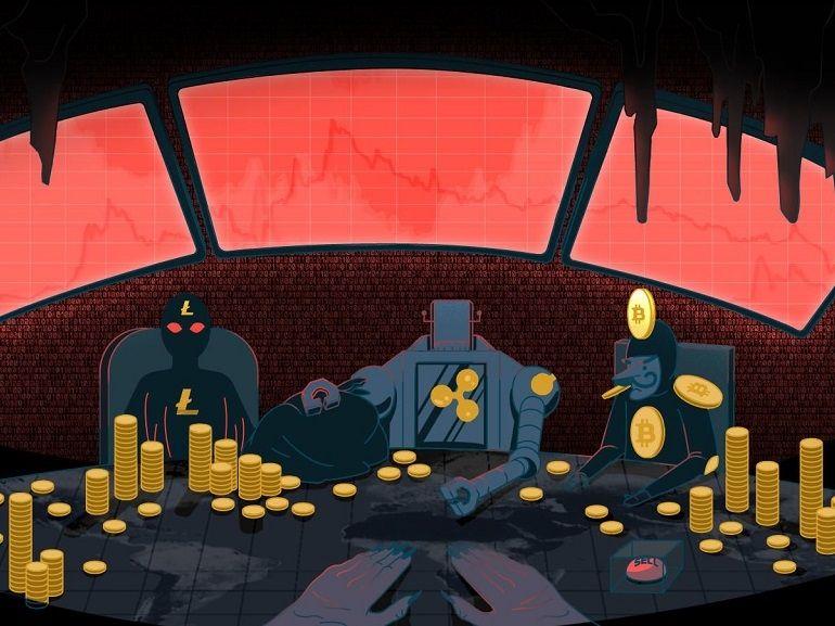 Bitcoin et autres cryptomonnaies, toujours un bon repaire pour la criminalité ?