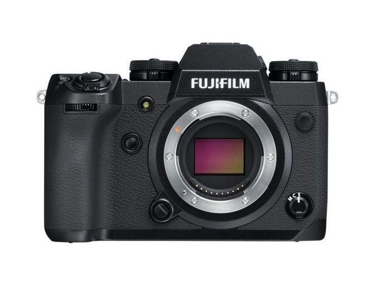 Fujifilm X-H1 : capteur stabilisé et de la vidéo 4K au menu de l'appareil photo hybride
