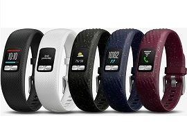 Garmin Vivofit 4, le bracelet connecté avec un an d'autonomie