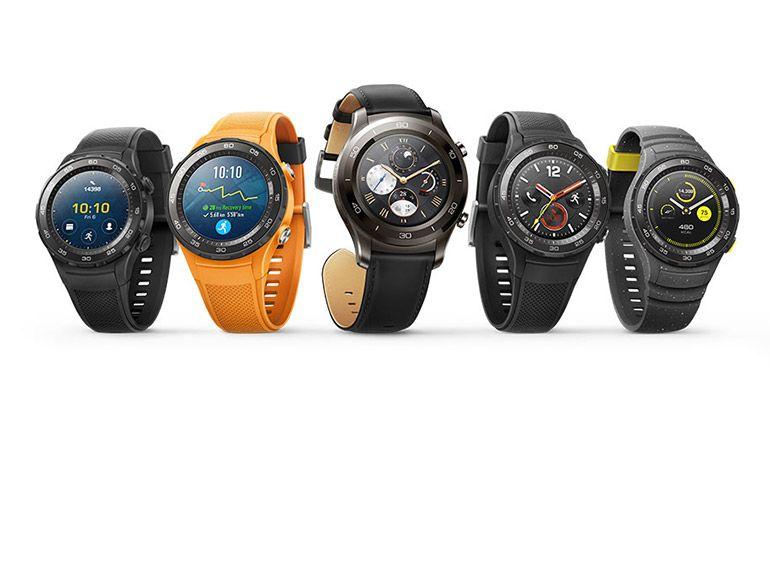 Test Huawei Watch 2 : une montre connectée 4G avec tracker d'activité