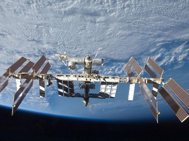 Les États-Unis de Donald Trump songent à privatiser la station spatiale internationale ISS
