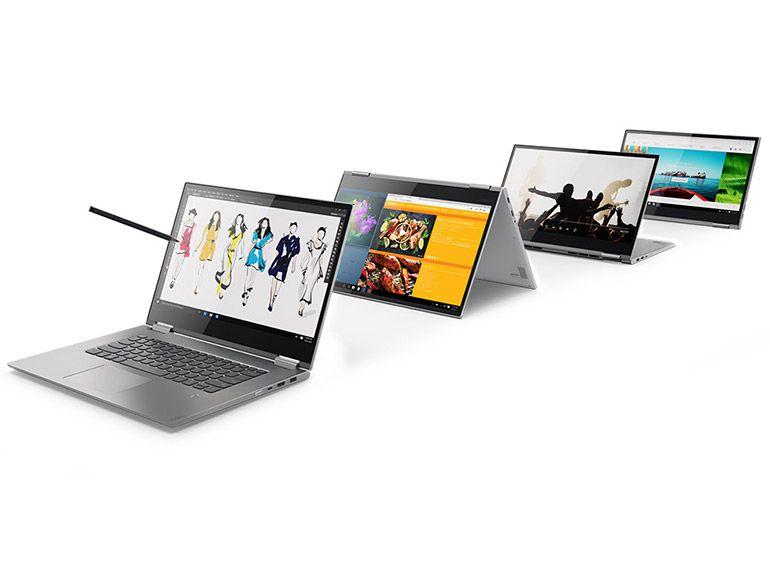 MWC 2018 : Lenovo dévoile les PC convertibles Yoga 730 et 530