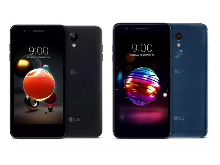 MWC 2018 : les LG K10 et K8 introduisent des nouveautés sympathiques côté photo