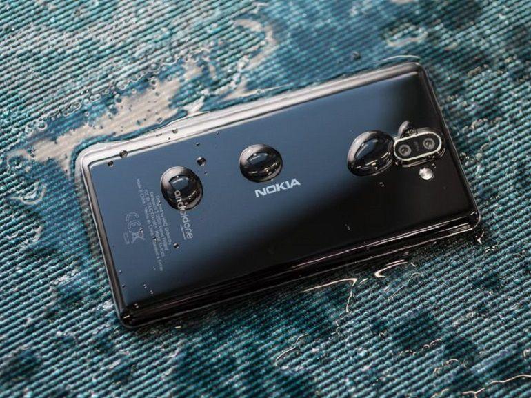 Nokia 8 Sirocco vs Galaxy S9 : le choc des fiches techniques