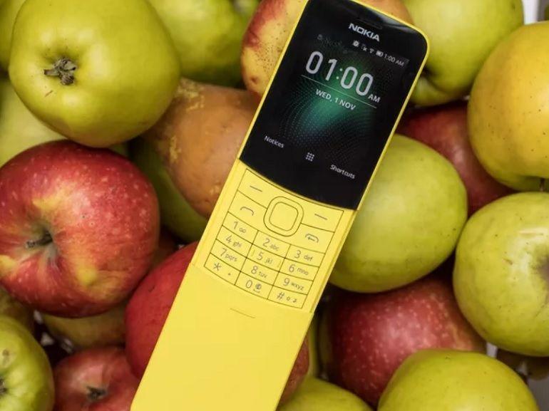 MWC 2018 : avec son 8110 4G, Nokia fait revivre le mythique téléphone de Matrix