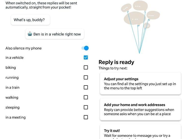 Reply, l'application intelligente de Google qui répond aux messages à votre place