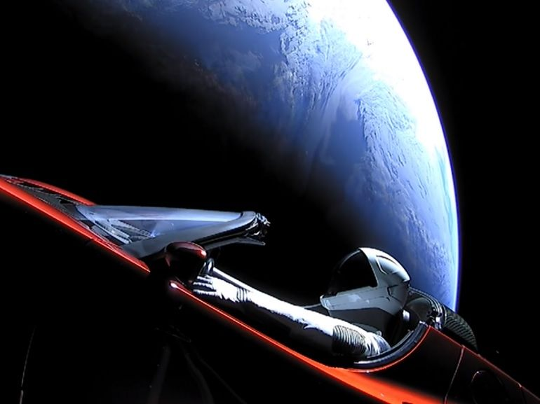 Après le lancement réussi du Falcon Heavy, Elon Musk se confie sur l'avenir de SpaceX