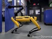 SpotMini, le robot-chien de Boston Dynamics, sait maintenant ouvrir les portes