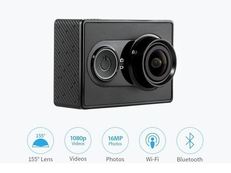 Bon plan : l'action-cam YI 2K est à 32€ au lieu de 50€ sur Amazon