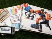 Test Nintendo Labo : une rencontre géniale entre Ikea et Lego