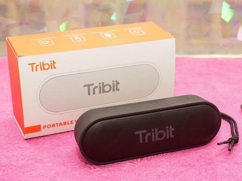 Test de l'enceinte Bluetooth Tribit XSound Go : à moins de 40€, c'est un excellent rapport qualité/prix