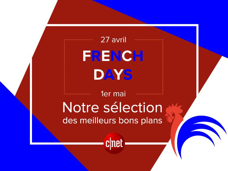 Les dates des French Days 2018 et notre sélection des meilleurs promotions du jour