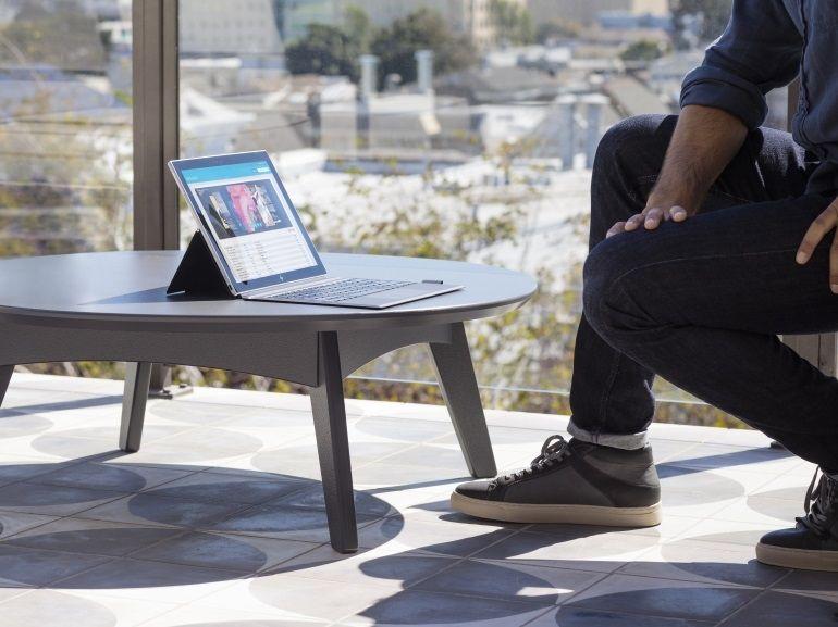 PC portable HP Envy x2 : jusqu'à 22 heures d'autonomie