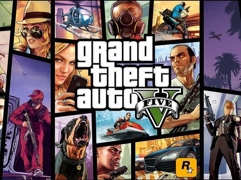 Le jeu GTA V est le produit culturel le plus rentable de tous les temps
