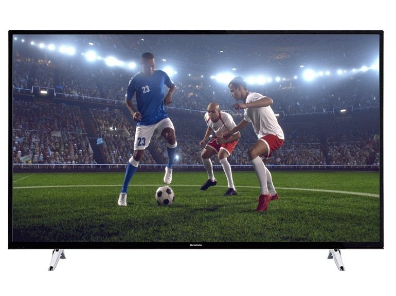 French Days : Smart TV 4K LED Techwood 55 pouces à 349 euros