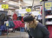 Amazon VS grande distribution : la réalité virtuelle pour sauver les magasins physiques ?