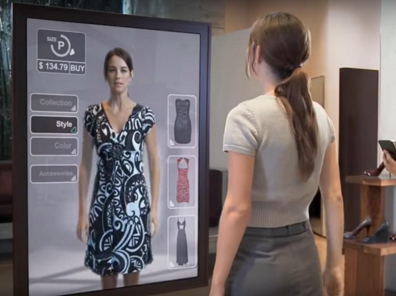 Face à Amazon, les magasins physiques se dirigent-ils vers un retail augmenté ?