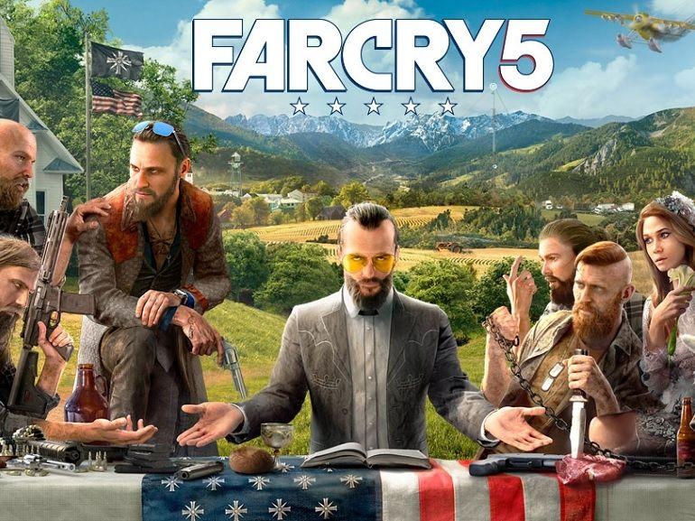 Far Cry 5 : un démarrage record qui dope les finances d'Ubisoft