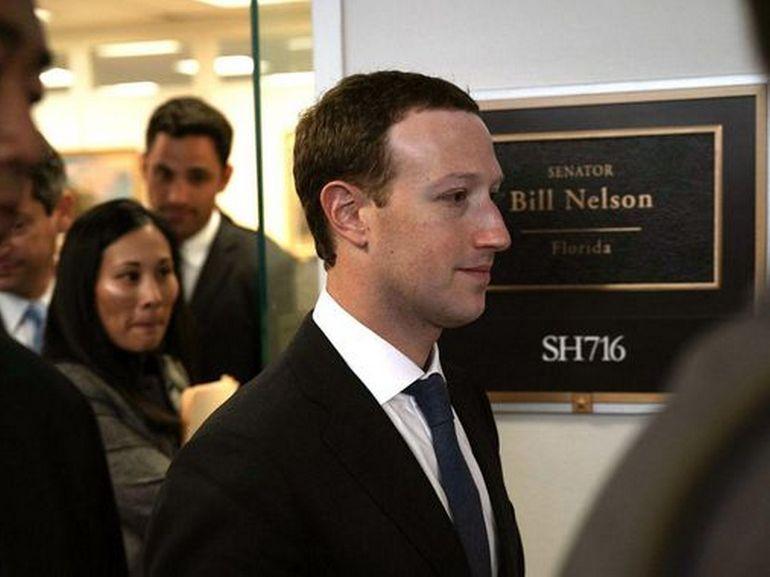 Mark Zuckerberg : les cinq points clés de son témoignage devant le Congrès américain