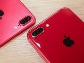 Voici à quoi ressemble l'iPhone 8 rouge