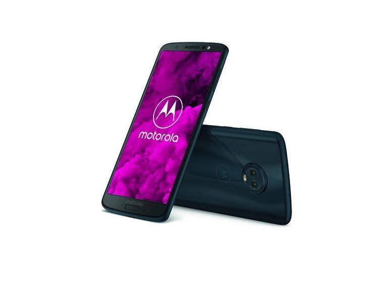 Motorola annonce ses Moto G6 et G6 Play et E5