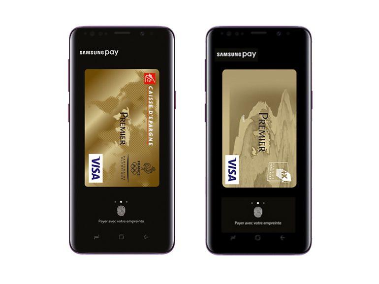 Samsung Pay est disponible en France, mais que pour les clients BPCE