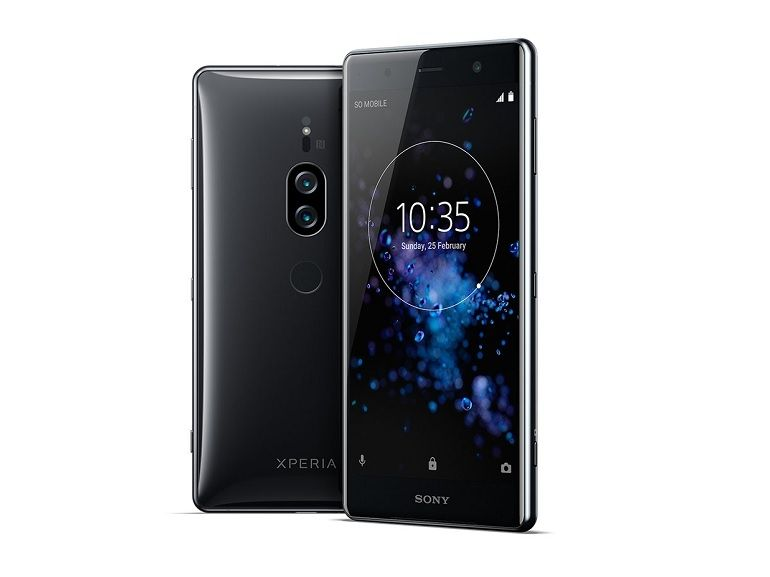 Sony officialise son Xperia XZ2 Premium équipé d'un double capteur photo