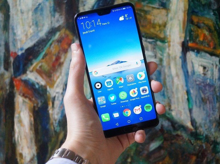 Huawei devient le deuxième fabricant de smartphones au monde, devant Apple
