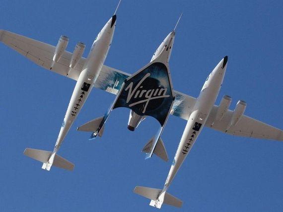 Virgin Galactic : le SpaceShipTwo réussit son premier vol d'essai depuis l'accident mortel