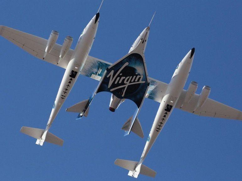 Richard Branson, le grand patron de Virgin Galactic espère aller dans l'espace cette année