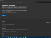 Windows 10 : la sortie du mode S se fera par le biais du Microsoft Store