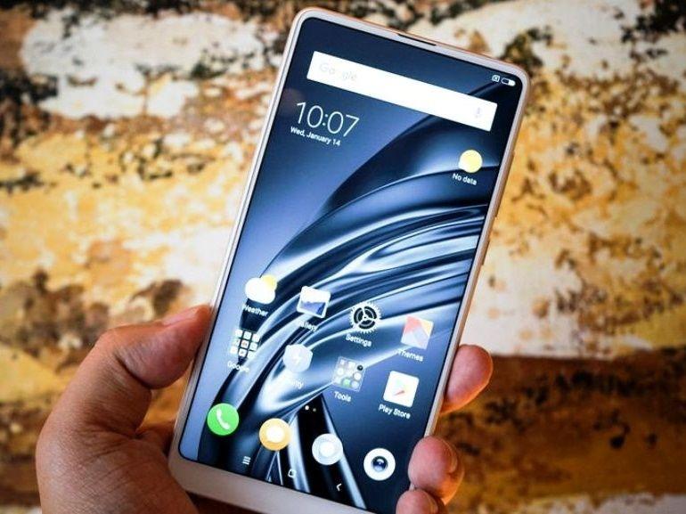 GearBest : le Xiaomi Mi Mix 2S en précommande à 545 euros