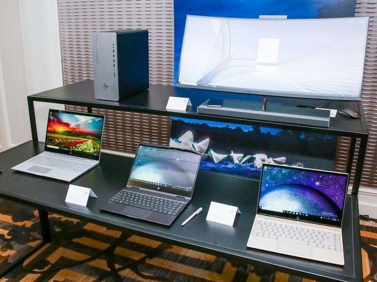 HP renouvelle sa gamme de PC Envy et s'ouvre à Alexa