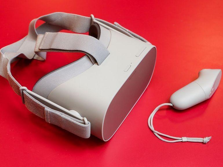 Test de l'Oculus Go : la réalité virtuelle à la portée de tout le monde