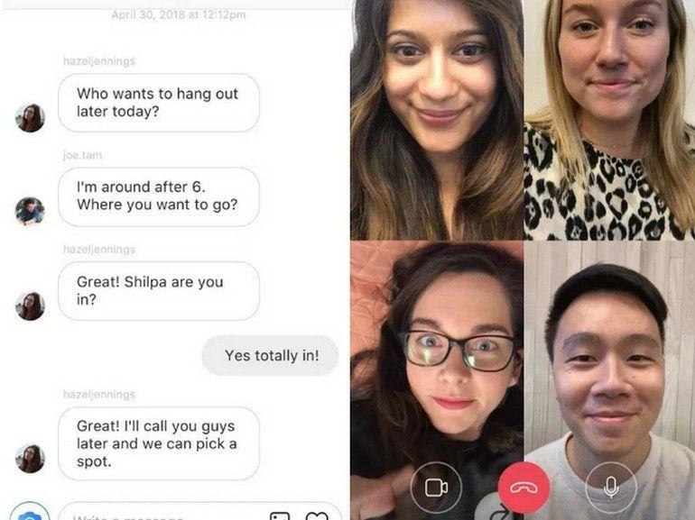 Instagram s'ouvre à Spotify et GoPro, au chat vidéo et à la réalité augmentée