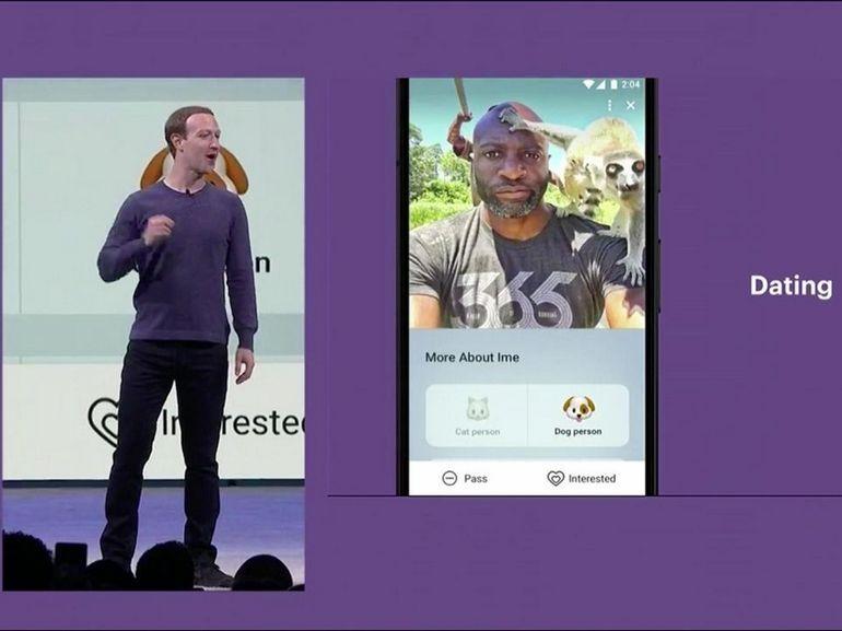 Facebook s'attaque à Tinder et va jouer les entremetteurs