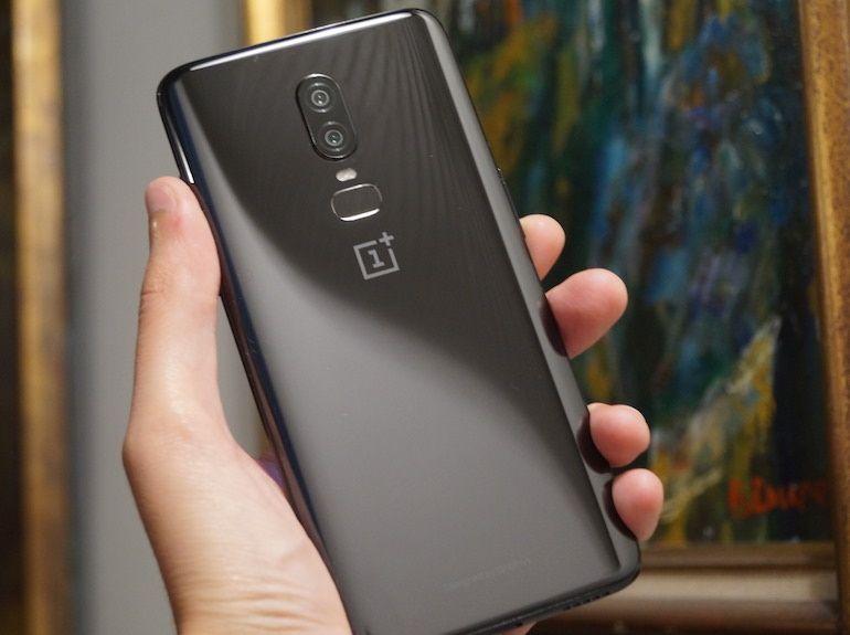 Prise en main : le OnePlus 6 fait de bien belles promesses