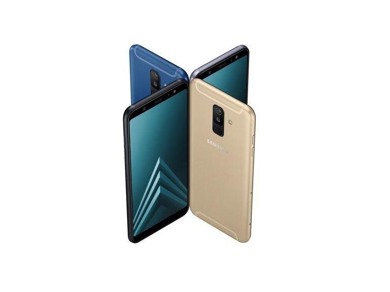 Soldes : Samsung Galaxy A6+ à 199€ au lieu de 369€