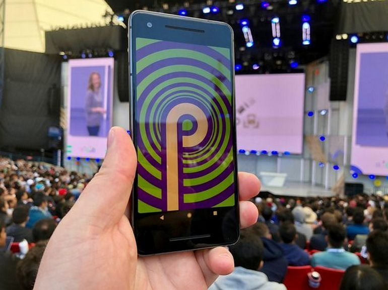 Prise en main d'Android P : un zeste d'iPhone X qui fait du bien