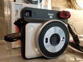 Fujifilm lance son instantané Instax Square SQ6, le format carré à prix contenu
