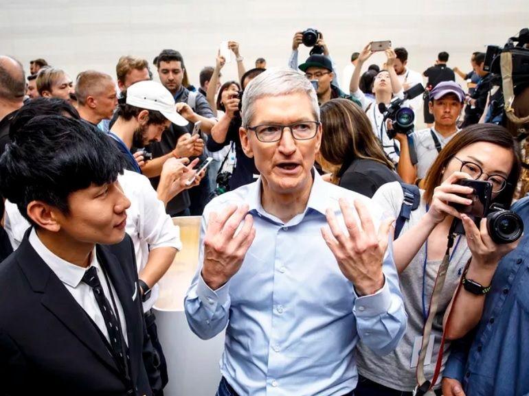Concernant les ventes de l'iPhone X, Wall Street (et les analystes) se sont bien plantés