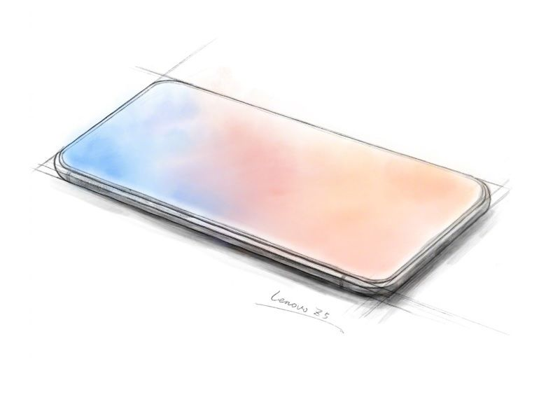 Lenovo : un smartphone entièrement bord à bord présenté le 14 juin prochain ?