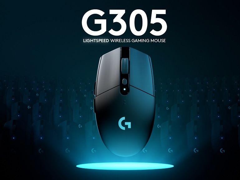 Logitech G305 : une souris gamer performante à 60€ ?