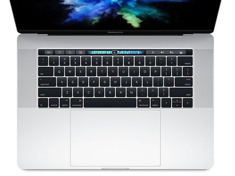 Les nouveaux claviers des MacBook Pro sont toujours touchés