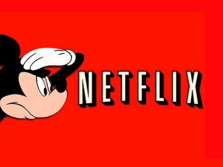 Hier, Netflix valait plus que Disney en bourse