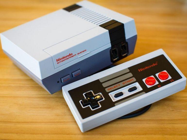 La NES Classic Mini se vend bien mieux que la Xbox One et la PS4 au mois de juin